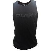 Black Stealth Sleeveless