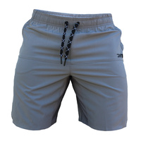 Pro Flex Training Shorts - 19 inch - Grey