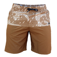 Pro Flex Training Shorts - 19 inch - Desert Camo