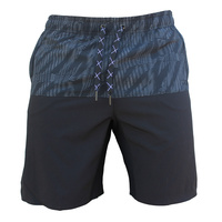 Pro Flex Training Shorts - 19 inch - Grey Wave
