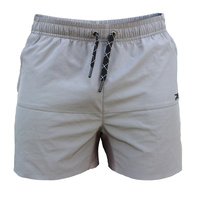 Pro Flex Training Shorts - 15 inch - Grey